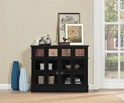 029986175205 altra furniture ryder apothecary tv console black 42 carousel main 4 amazoncom altra furniture ryder apothecary