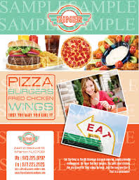 Flyer Samples - CharityNet USA restaurant_png