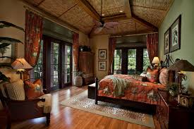 front tropical bedroom house