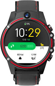 <b>Kospet</b> Vision 4G Dual Camera Smart <b>Watch</b> Phone Smart Sports ...