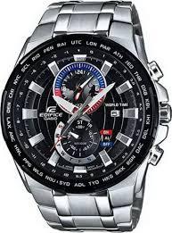 Мужские <b>часы Casio</b> Edifice <b>EFR</b>-<b>550D</b>-<b>1A</b>