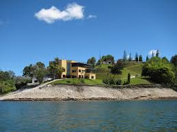 photo essay vacation homes of pablo escobar this is the lakeside home pablo escobar bought for his mother