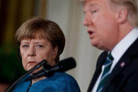 「トランプ米大統領がドイツ批判、独は関係の重要性を強調」の画像検索結果