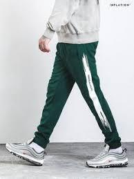 Sweatpants ft White & Red <b>Side</b> Stripe in 2019 | Спорт костюм ...