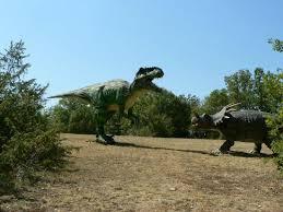 Dinosaures rocamadour