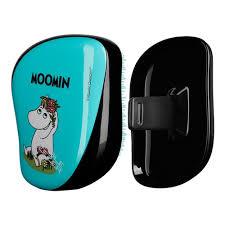 <b>Tangle Teezer Расческа Compact</b> Styler Moomin Blue купить по ...