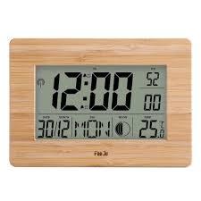 FanJu FJ3531 <b>Digital Projector Alarm Clock</b> LED <b>Electronic</b> Table ...