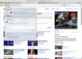 mozilla labs f1 has a great new ui linkedin sharing and new the new ui of the f1 add on for firefox 4 from mozilla labs