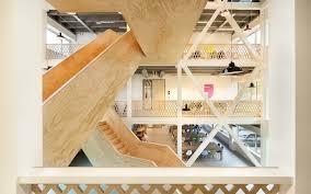 de burgemeester hoofddorp officesview project airbnb london officesview project