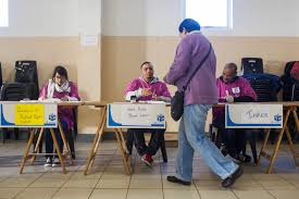 south africa s municipal elections why the excitement photo of voting station