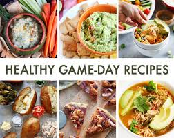 Healthy Game Day Recipes Perfect For Football Entertaining!