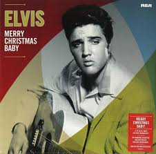 <b>Elvis Presley</b> - <b>Merry</b> Christmas Baby (Limited Edition) – Funky ...