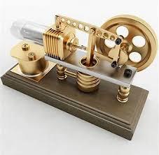 <b>Stirling Engine Models</b> - <b>Kits</b>, Ready to Run and DIY