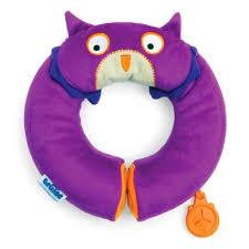 Подголовник <b>TRUNKI Yondi Ollie фиолетовый</b> — купить в ...