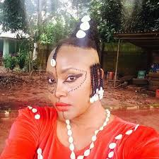 Angela Okorie is steadily becoming one of the hottest actress in Nollywood. She scraped part of her hair for a movie role and now that shooting is over, ... - angela