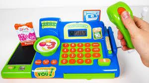 <b>Cash Register</b> Playset for <b>Kids</b> !! This Video is for <b>Children</b> - YouTube