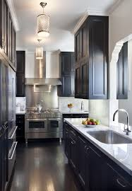 black kitchen cabinets cabientry