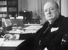 (Images) 20 Winston Churchill Picture Quotes To Motivate Success ...