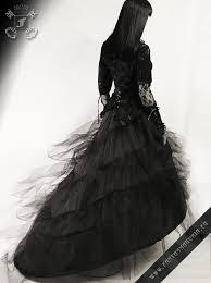 <b>Black</b> Swan Gothic <b>Wedding petticoat</b> | Fantasmagoria.shop - retail ...