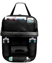 CARMATE <b>Universal</b> PU Leather <b>Car Seat Back</b> Organizer with ...