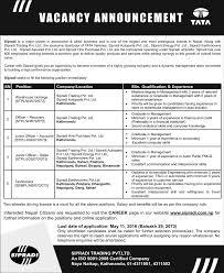 com newspaper officer recovery job vacancy newspaper officer recovery job vacancy deadline 11 2016 sipradi