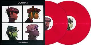 <b>Gorillaz</b> '<b>Demon</b> Days' — Vinyl Me, Please
