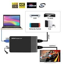 Buy Microware USB 3.0 HDMI HD Video Capture Card ... - Amazon.in