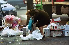Grecia da record di miseria