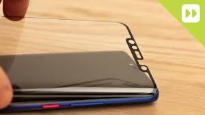 Olixar <b>Huawei</b> Mate <b>20</b> Pro Full Cover <b>Glass</b> Screen Protector ...