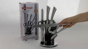 набор ножей mayer boch 6 шт