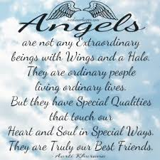 Quotes About Angels on Pinterest via Relatably.com