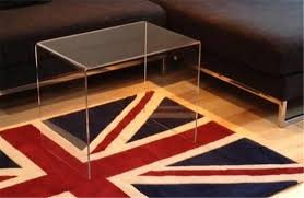 perspex acrylic coffee table clear acrylic perspex furniture