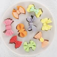 <b>Silicone</b> Birthday <b>Bow Moulds</b> for Cake Decorating | Cakers Paradise