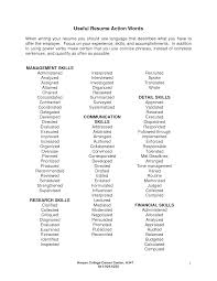action words for resume resume format pdf action words for resume action verbs resume list of action words for resumes zimku resume
