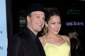 Colbie Caillat with friendly, Boyfriend Gavin DeGraw