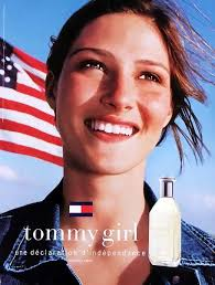 My first perfume – Tommy Girl, acquired in sample size from another girl when I was sixteen (I think it was the step-sister of my boyfriend at the time). - tommy-girl-hilfinger