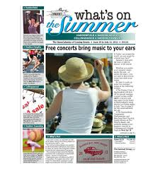 What's On Summer 121 by David Hunter - issuu