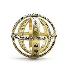 Buy Takefuns <b>Astronomical</b> Finger <b>Ring Astronomical Sphere Ball</b> ...