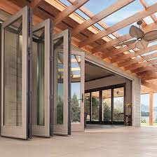 folding patio door andersen folding patio doors aw  r extended foldingoutswing pd