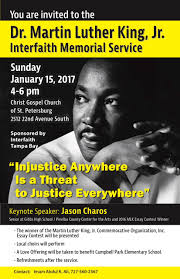 lakewood united church of christ mlk interfaith memorial service