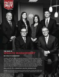 awards and accolades sbc wealth management sbc featured in napolis monthly faces of indy