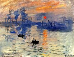 Monet <b>abstract</b> oil painting picture <b>diy by numbers</b> s living room ...