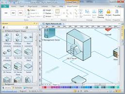 network diagram software  free network drawing  computer network    network diagram software