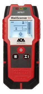 <b>Детектор проводки ADA Wall</b> Scanner 80 - отзывы покупателей ...