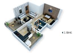 Ganesh Developers Graceland Pune   Discuss  Rate  Review  Comment    Ganesh Developers Graceland bhk floor plan jpg