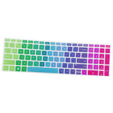 "Soft <b>Laptop</b> Keyboard <b>Protective</b> Cover Skin for HP 15.6"" BF Clear ..."