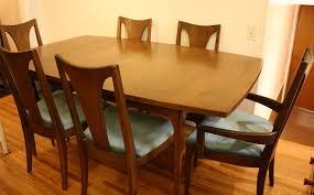 Arm Chairs Dining Room 1970s Milo Baughman Burl Olive Wood Dining Table Kb Jpeg Modern