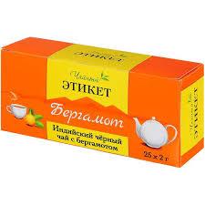 <b>Черный чай Этикет</b>