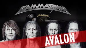 <b>Gamma Ray</b> '<b>Empire</b> Of The Undead' Song 1 'Avalon' - YouTube