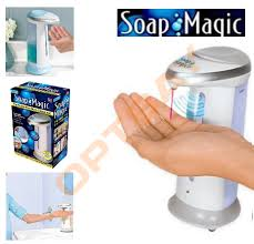 Сенсорная <b>мыльница</b> дозатор <b>Soap</b> Magic (Соап Мэджик) купить ...